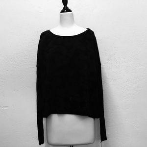 NWT Calvin Klein Peformance Logo Cropped T-Shirt